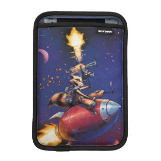 Guardians of the Galaxy | Rocket Riding Missile iPad Mini Sleeves