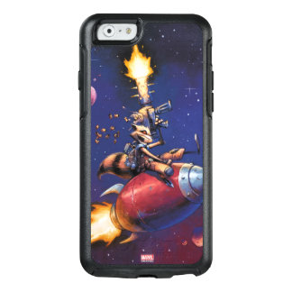 Guardians of the Galaxy | Rocket Riding Missile OtterBox iPhone 6/6s Case