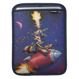 Guardians of the Galaxy | Rocket Riding Missile Sleeves For iPads