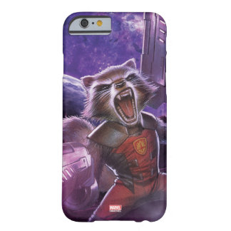Guardians of the Galaxy   Rocket With Guns Barely There iPhone 6 Case