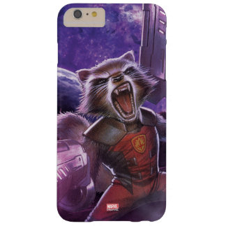 Guardians of the Galaxy | Rocket With Guns Barely There iPhone 6 Plus Case