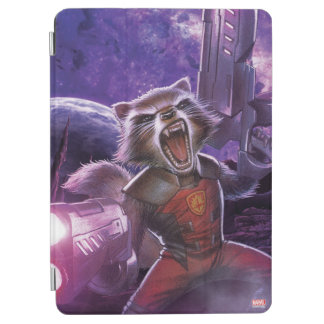 Guardians of the Galaxy | Rocket With Guns iPad Air Cover