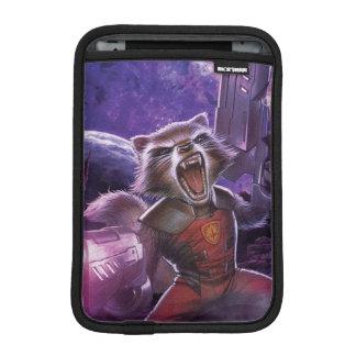 Guardians of the Galaxy | Rocket With Guns iPad Mini Sleeve