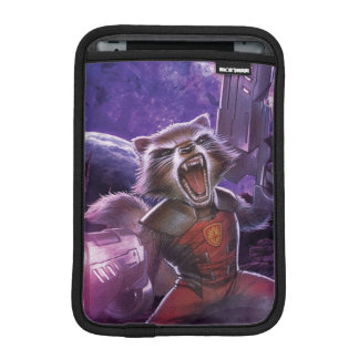 Guardians of the Galaxy | Rocket With Guns iPad Mini Sleeves