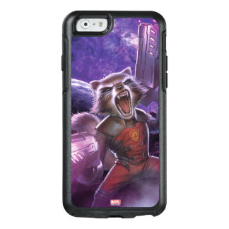 Guardians of the Galaxy | Rocket With Guns OtterBox iPhone 6/6s Case