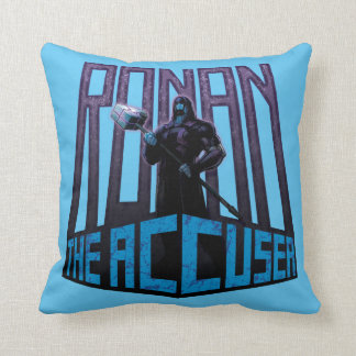 Guardians of the Galaxy | Ronan The Accuser Throw Pillow