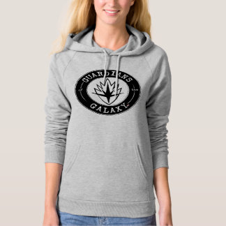 Guardians of the Galaxy | Round Vintage Logo Hoodie