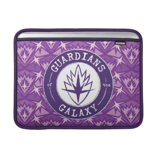 Guardians of the Galaxy | Round Vintage Logo MacBook Sleeve
