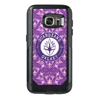 Guardians of the Galaxy | Round Vintage Logo OtterBox Samsung Galaxy S7 Case