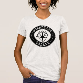 Guardians of the Galaxy | Round Vintage Logo T-Shirt