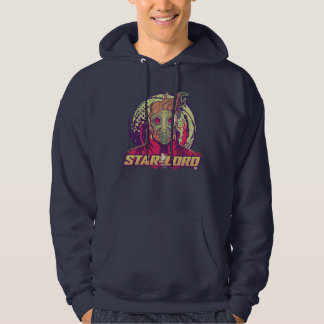 Guardians of the Galaxy | Star-Lord Badge Hoodie
