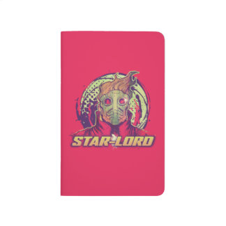 Guardians of the Galaxy | Star-Lord Badge Journal