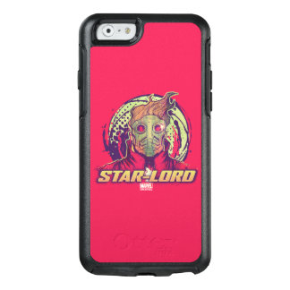 Guardians of the Galaxy | Star-Lord Badge OtterBox iPhone 6/6s Case