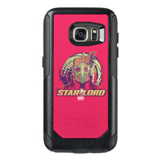 Guardians of the Galaxy | Star-Lord Badge OtterBox Samsung Galaxy S7 Case