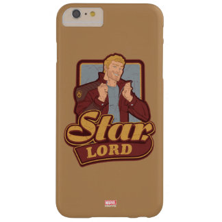 Guardians of the Galaxy | Star-Lord Cartoon Icon Barely There iPhone 6 Plus Case