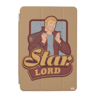 Guardians of the Galaxy | Star-Lord Cartoon Icon iPad Mini Cover