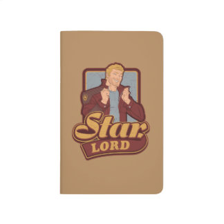 Guardians of the Galaxy | Star-Lord Cartoon Icon Journal