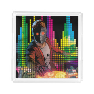 Guardians of the Galaxy | Star-Lord DJ Acrylic Tray