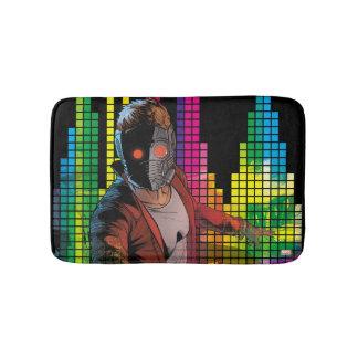 Guardians of the Galaxy | Star-Lord DJ Bath Mat