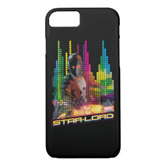 Guardians of the Galaxy | Star-Lord DJ iPhone 8/7 Case