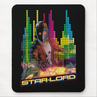 Guardians of the Galaxy | Star-Lord DJ Mouse Pad