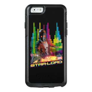 Guardians of the Galaxy | Star-Lord DJ OtterBox iPhone 6/6s Case