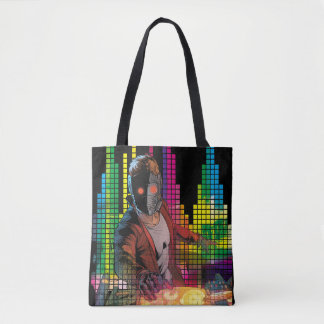 Guardians of the Galaxy | Star-Lord DJ Tote Bag