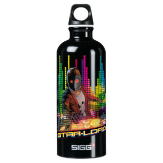 Guardians of the Galaxy | Star-Lord DJ Water Bottle
