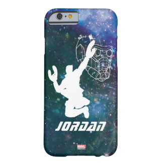 Guardians of the Galaxy | Star-Lord Galaxy Cutout Barely There iPhone 6 Case
