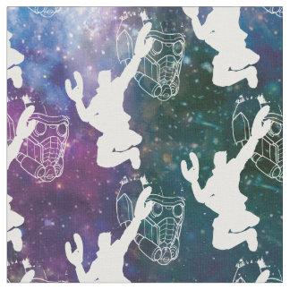 Guardians of the Galaxy | Star-Lord Galaxy Cutout Fabric