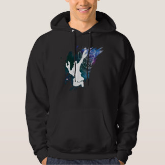 Guardians of the Galaxy | Star-Lord Galaxy Cutout Hoodie