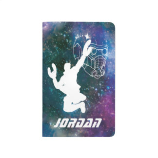 Guardians of the Galaxy | Star-Lord Galaxy Cutout Journal