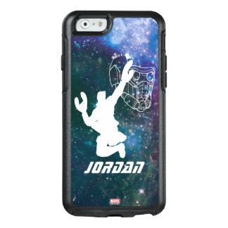 Guardians of the Galaxy | Star-Lord Galaxy Cutout OtterBox iPhone 6/6s Case
