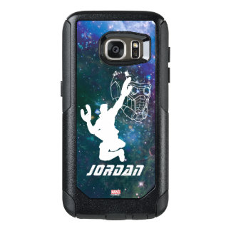 Guardians of the Galaxy | Star-Lord Galaxy Cutout OtterBox Samsung Galaxy S7 Case