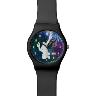 Guardians of the Galaxy | Star-Lord Galaxy Cutout Watch