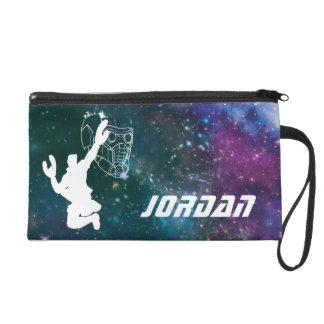 Guardians of the Galaxy   Star-Lord Galaxy Cutout Wristlet
