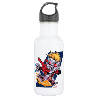 Guardians of the Galaxy | Star-Lord Gets Away 532 Ml Water Bottle
