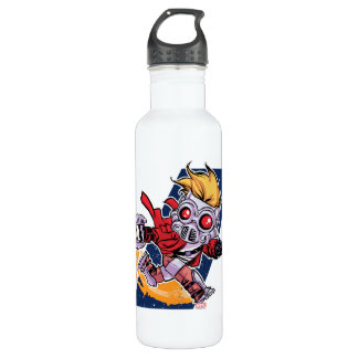 Guardians of the Galaxy | Star-Lord Gets Away 710 Ml Water Bottle