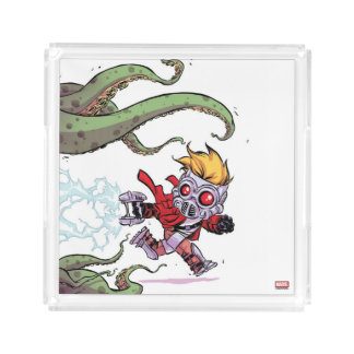 Guardians of the Galaxy | Star-Lord Gets Away Acrylic Tray