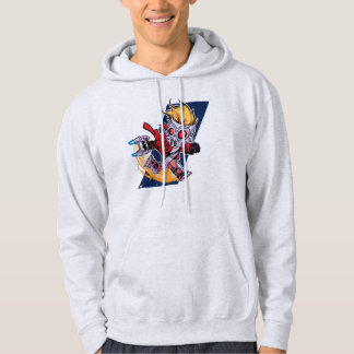 Guardians of the Galaxy | Star-Lord Gets Away Hoodie