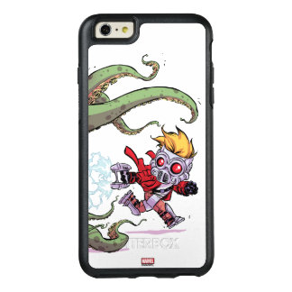 Guardians of the Galaxy | Star-Lord Gets Away OtterBox iPhone 6/6s Plus Case