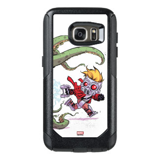 Guardians of the Galaxy | Star-Lord Gets Away OtterBox Samsung Galaxy S7 Case