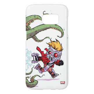 Guardians of the Galaxy | Star-Lord Gets Away Samsung Galaxy S7 Case