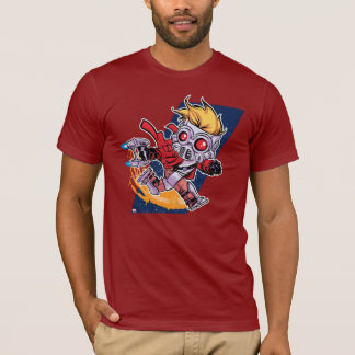Guardians of the Galaxy | Star-Lord Gets Away T-Shirt