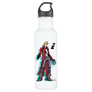 Guardians of the Galaxy | Star-Lord Mugshot 710 Ml Water Bottle
