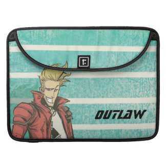 Guardians of the Galaxy | Star-Lord Mugshot Sleeve For MacBooks