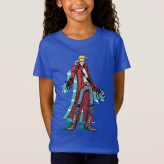 Guardians of the Galaxy | Star-Lord Mugshot T-Shirt
