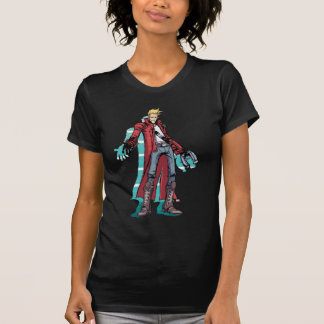 Guardians of the Galaxy   Star-Lord Mugshot T-Shirt