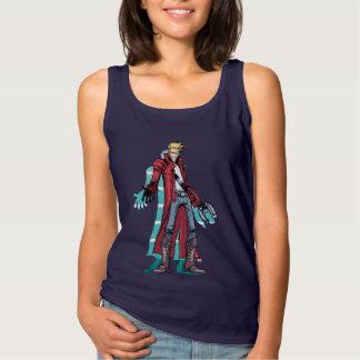 Guardians of the Galaxy | Star-Lord Mugshot Tank Top