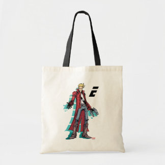 Guardians of the Galaxy | Star-Lord Mugshot Tote Bag